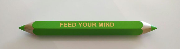 Feed your mind - Fabiano Speziari