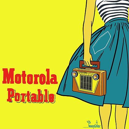 Motorola portable - Homepainter