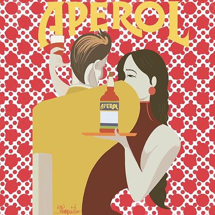 Aperol - Homepainter