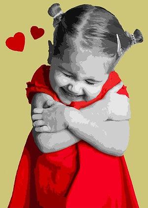 L'abbraccio che vorrei - Pezzo unico