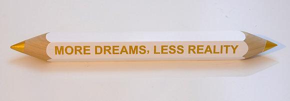 Fabiano Speziari - More dreams, less reality