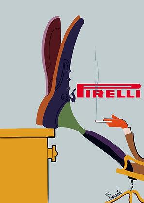 Pirelli - Homepainter