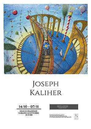 Joseph Kaliher - Outartlet gallery (poster)
