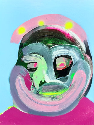 Untitled, pezzo singolo, Luca Miscioscia