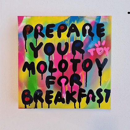 Amanda Toy - Prepare your molotoy for breakfast