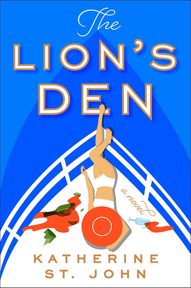 The Lion's Den Katherine St John