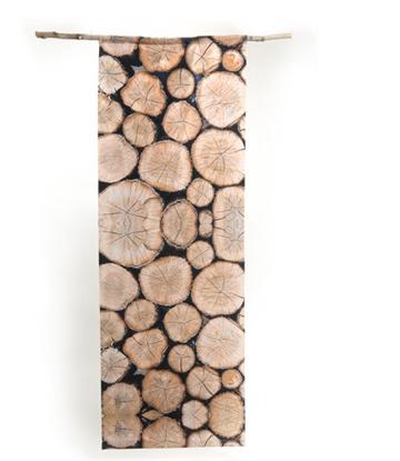 Bannière bois