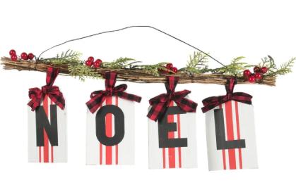 Décoration Noël - Noël suspendu