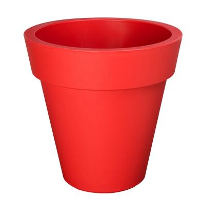Pot rouge