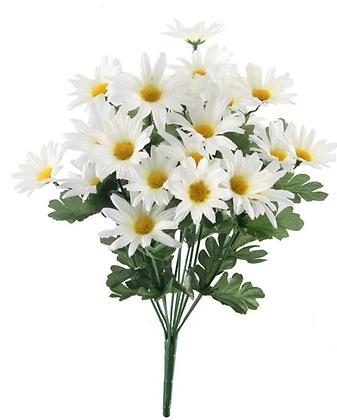 Marguerite en soie