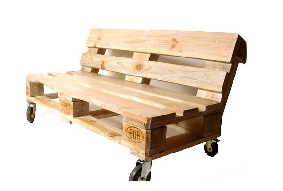 Mobilier palette de bois