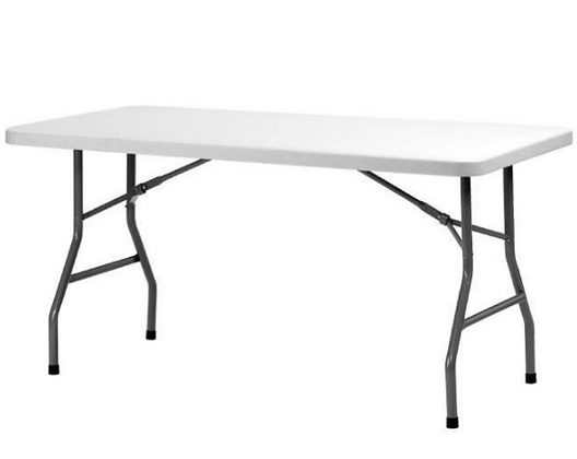 Table rectangle 6'& 8'