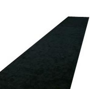 Tapis noir Deluxe