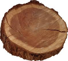 Napperon de bois
