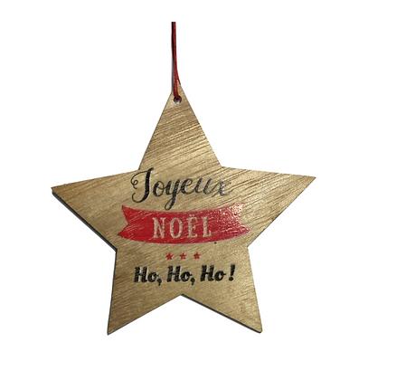 Étoile Joyeux Noël