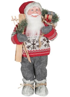 Décoration Noël - Père Noël laine