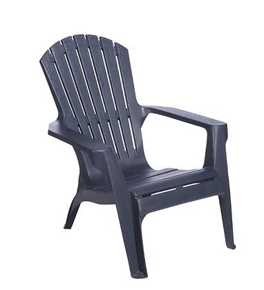 Chaise Adirondack Noir