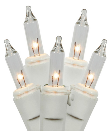 Guirlande lumière blanche