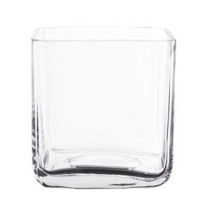 Vase carré - Vitre
