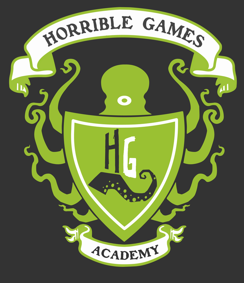 logo Horrible Accademy