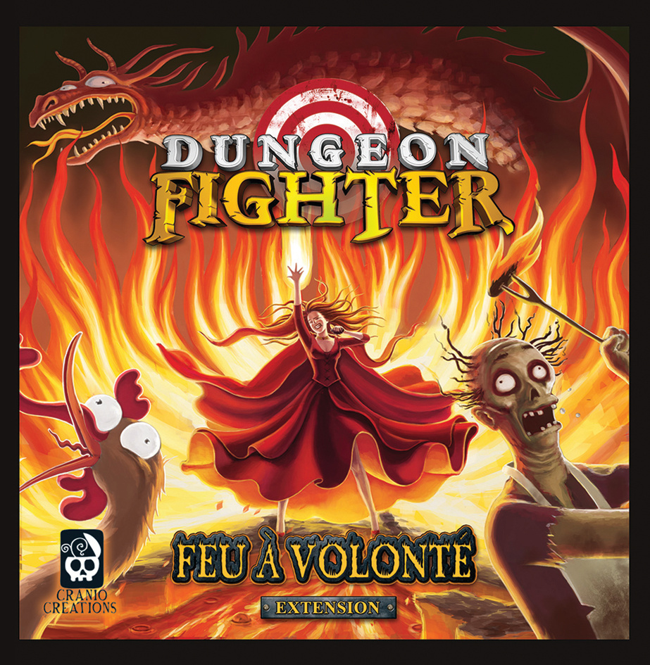Dungeon Fighter FireAtWill