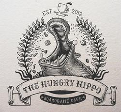 HungryHippo_B&W