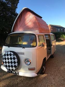 1972 Dormobile Ollie