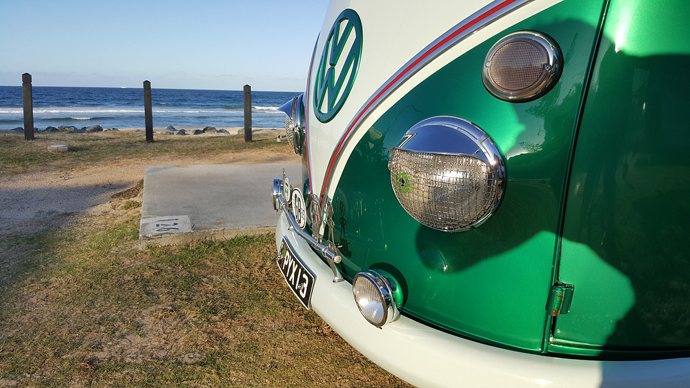 Our work | life balance - Pyxie our Kombi in Kingscliffe, NSW