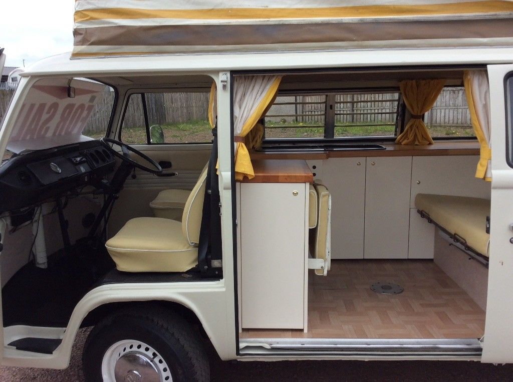 Bella Devon moonraker  camper 1979