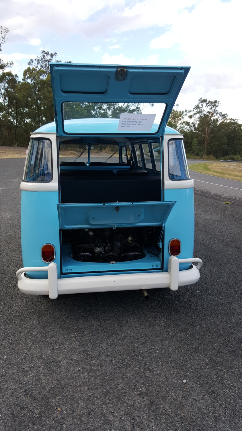 Bert | 1975 Split Screen Kombi