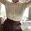 Thumbnail: Vintage Wool-blend Cardigan |M|