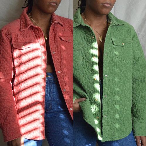 Vintage Cotton Corduroy Jacket |PXL| Two Available