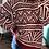 Thumbnail: Vintage Festive Knit Sweater  M 