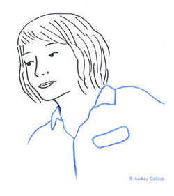 Portrait Stephanie Demasse-Pottier
