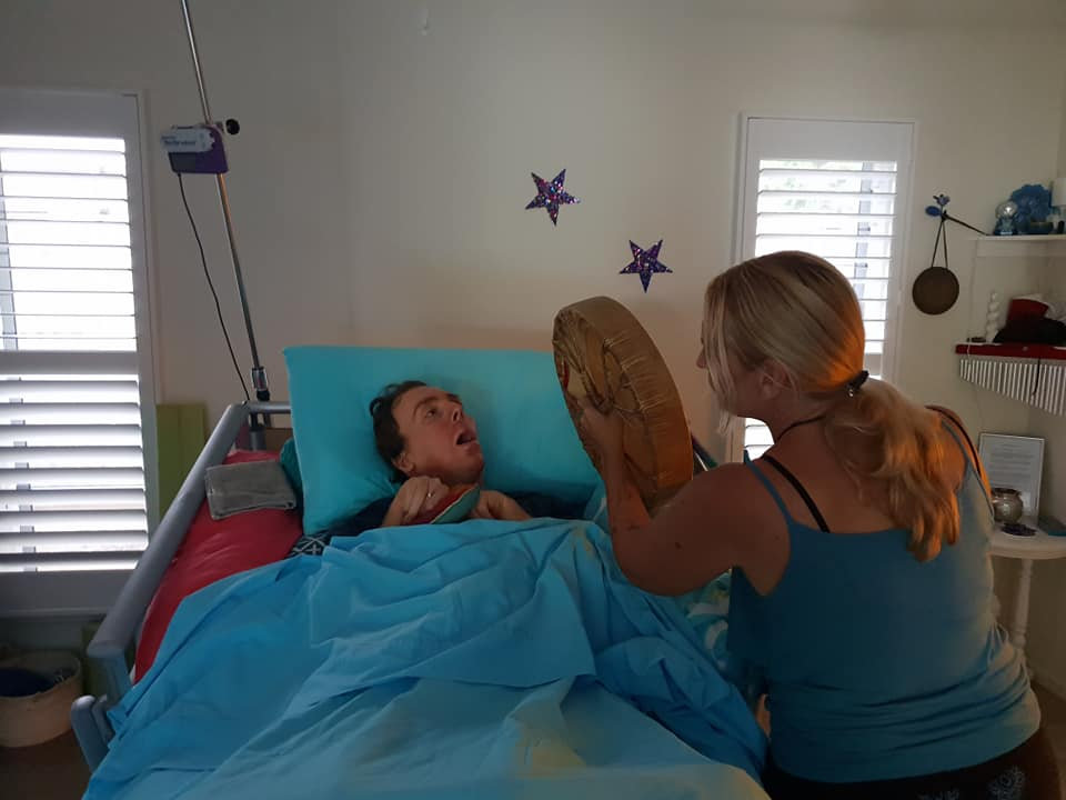 Home Visits Sound Healing