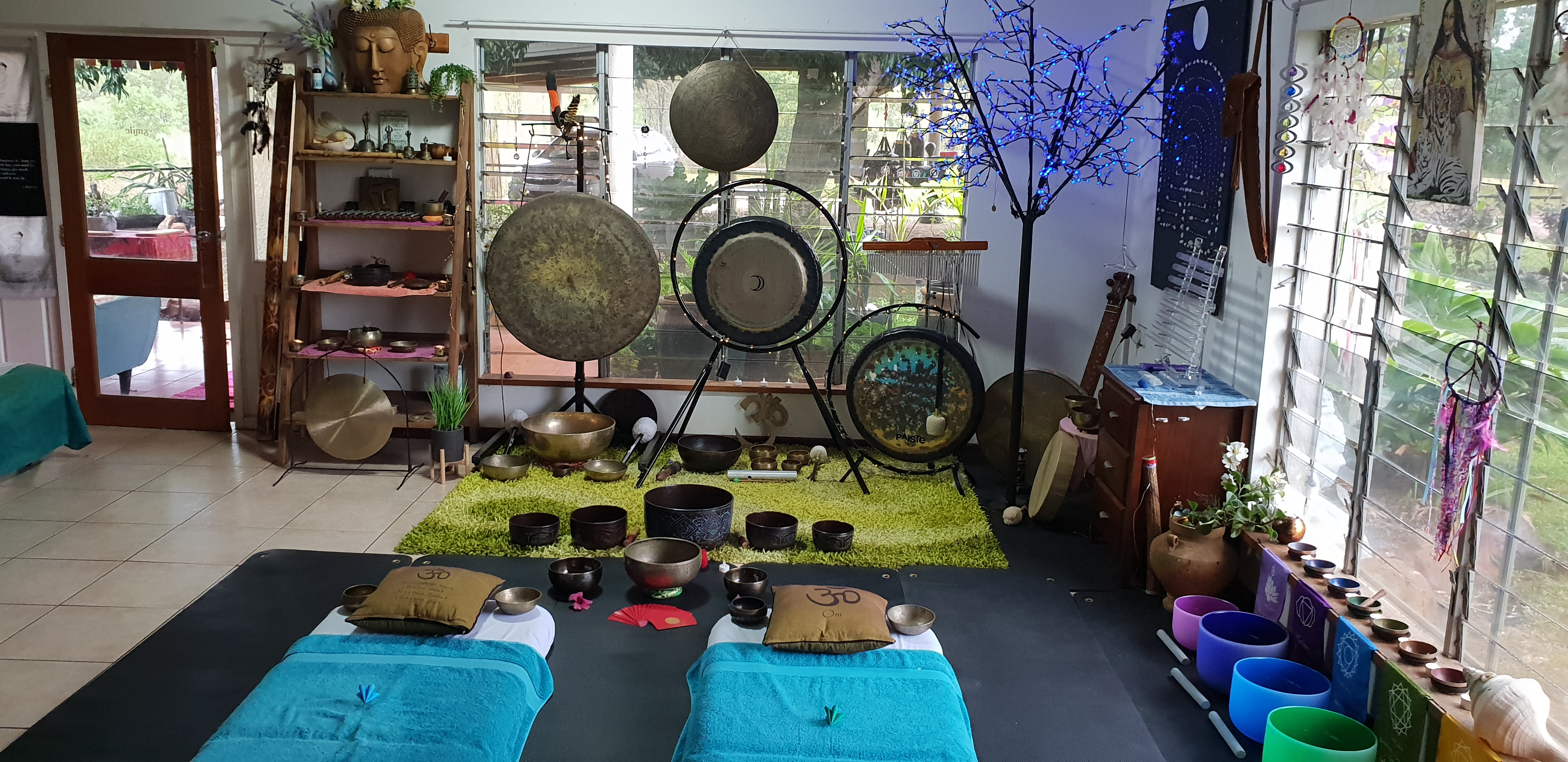 Paired 3 hour Specialty Gong Bath