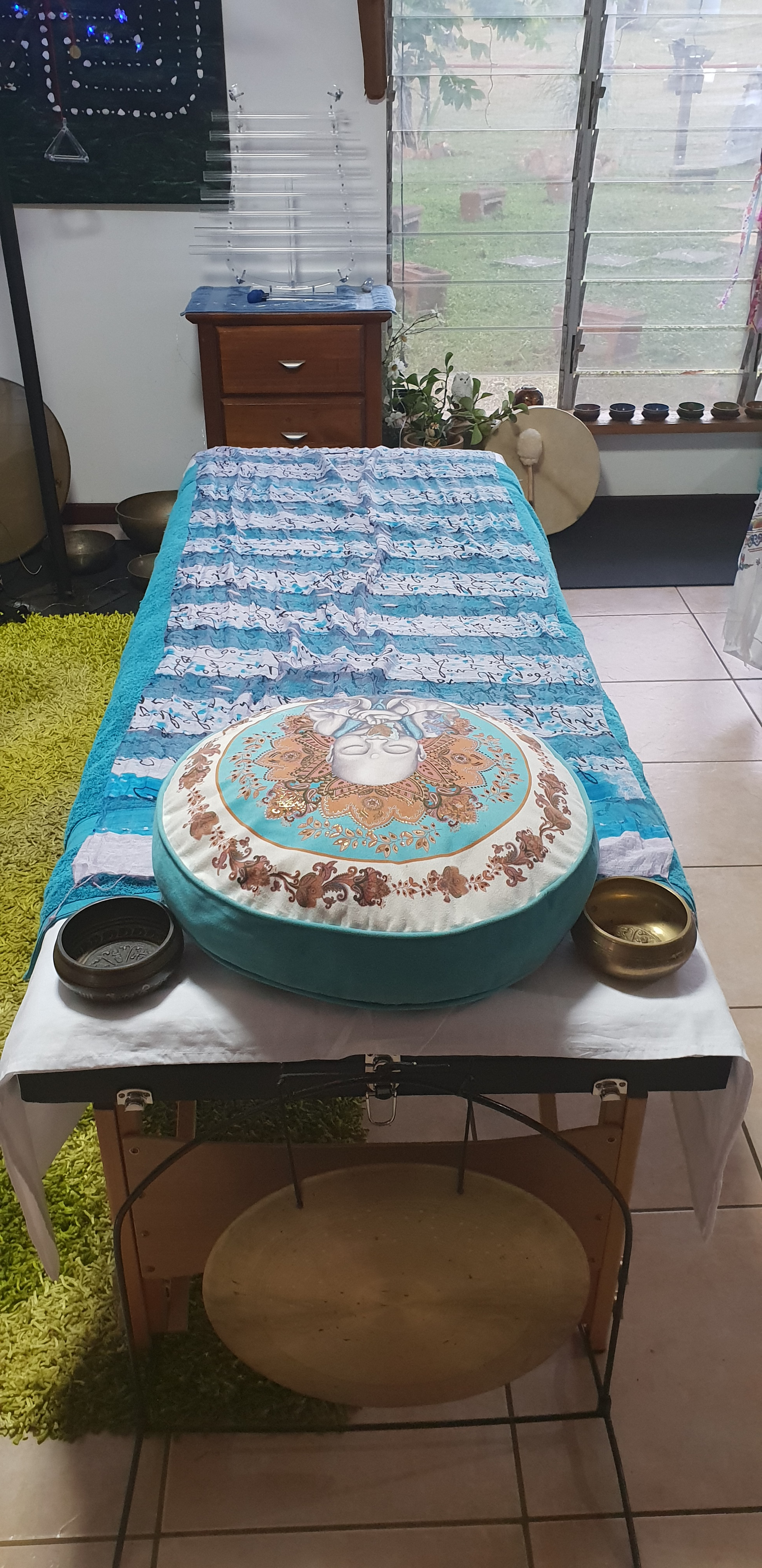 Personal Sound Healing Session