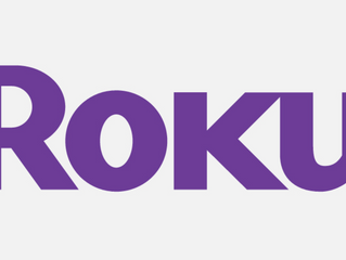 Booked! Roku Commercial!