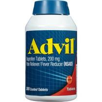 Advil VO booking!