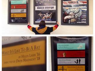 What It's Like To Be A Bat: A new play by Helen Laser