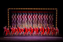 "Finale of ""A Chorus Line"""
