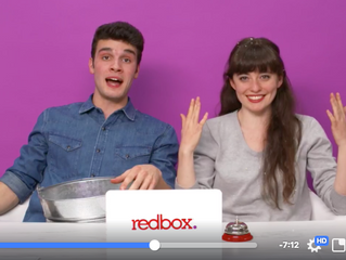 Hosted for Redbox!