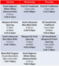 Summer karate class schedule 2020.jpg