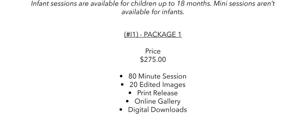SLR Photography & Design price sheet -4.