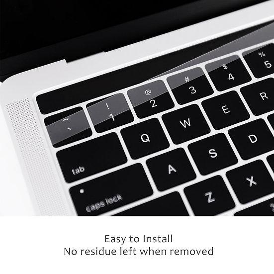 ฟิลม์ใส กันรอยแถบ Touchbar Macbook with Touchbar