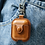 Thumbnail: USAMS  Airpods(Generation2) Genuine Leather Case