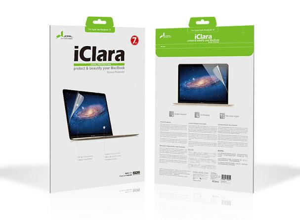 ฟิลม์กันรอยหน้าจอ JCPAL iClara Screen Protector (Crystal)