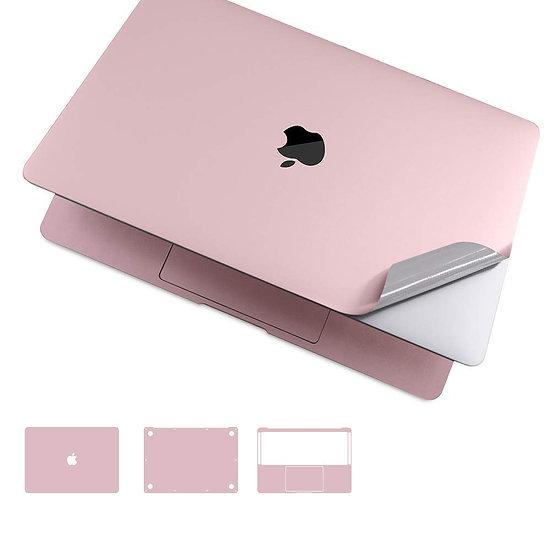 JRC Macbook Guard ฟิลม์ติดตัวเครื่อง Macbook สี Rose Gold
