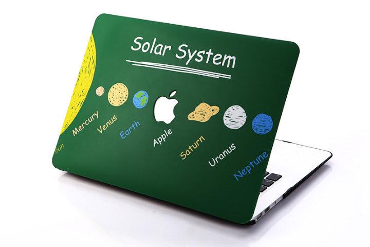 เคส Macbook ลาย Solar System