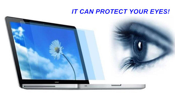 Anti-fatigue Blue Clear Film GuardScreen Protector for Macbook